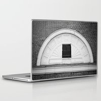 theatre Laptop & iPad Skins featuring Theatre in a Wall by cinema4design