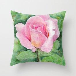 Tiffany Rose Throw Pillow
