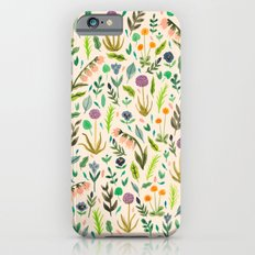 Colours from the garden iPhone 6s Slim Case
