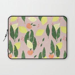 Lemons and Peaches Laptop Sleeve