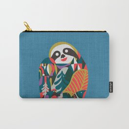 Nordic Sloth Carry-All Pouch