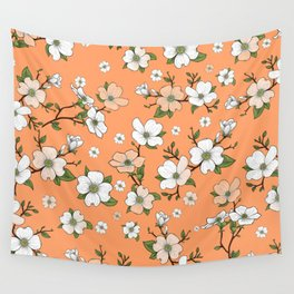 Lovable Flowers 19 Wall Tapestry