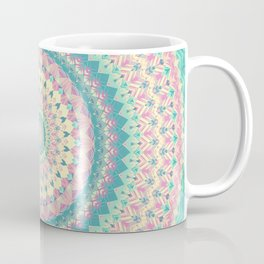Summer Breeze Mandala Coffee Mug