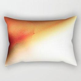 tangerine tangent  Rectangular Pillow