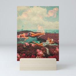Those Pink Afternoons Mini Art Print