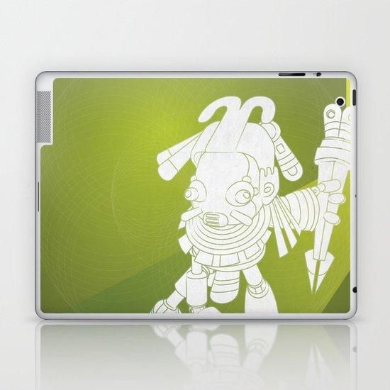 The hunter Laptop & iPad Skin