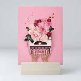 Love Letter Mini Art Print