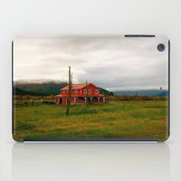 alaska iPad Cases featuring Alaska by Julia Blanchette