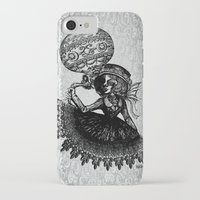 kobe iPhone & iPod Cases featuring Love Monochrome by AKIKO