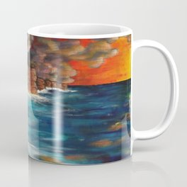 Moroccan Sea Spray Coffee Mug