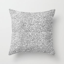 """""""THOUGHTS"""" Throw Pillow"""
