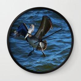 Pelican Landing Wall Clock