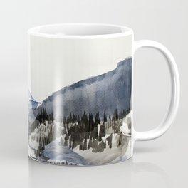 Hills East of Vancouver, B.C. Coffee Mug