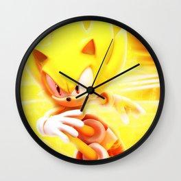 Super Sonic Wall Clock