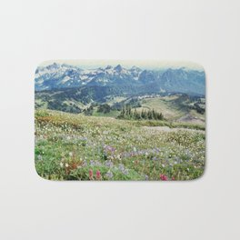 Wildflower Meadow Bath Mat