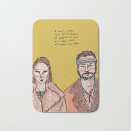 The Royal Tenenbaums Bath Mat