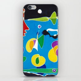 Viewpoint            by Kay Lipton iPhone Skin