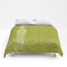 London by Friztin Comforters