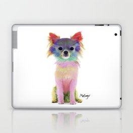 Colorful Chihuahua Laptop & iPad Skin
