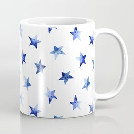 Starry || watercolor Coffee Mug