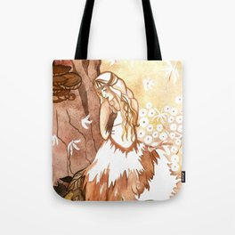Autumn Whispers Tote Bag