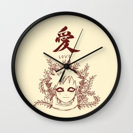 Of the Sand Wall Clock