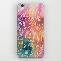 sparkle iPhone & iPod Skins featuring Sparkle by zeze