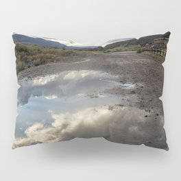Road Full of Sky Pillow Sham