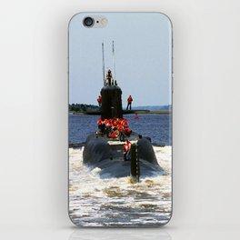 USS MARIANO G. VALLEJO (SSBN-658) iPhone Skin