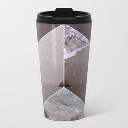 Abstract Landscape, Sea, Beach Travel Mug