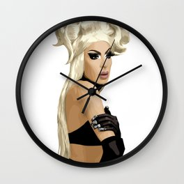Alaska Thvnderfvck 5000, RuPaul's Drag Race Queen Wall Clock