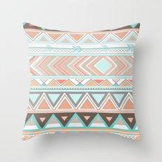 Tribal Wonder  Throw Pillow