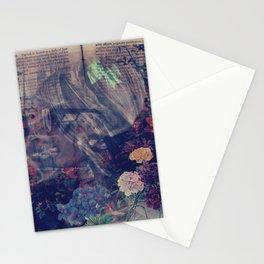Skellie Girl Stationery Cards