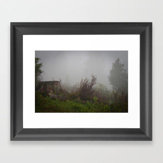 link of times Framed Art Print
