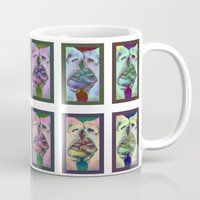 valentines Mugs featuring Valentines by Kaleidoscopic