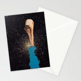 Globular Girl Stationery Cards
