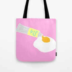 PAINT MY SUNNY SIDE Tote Bag