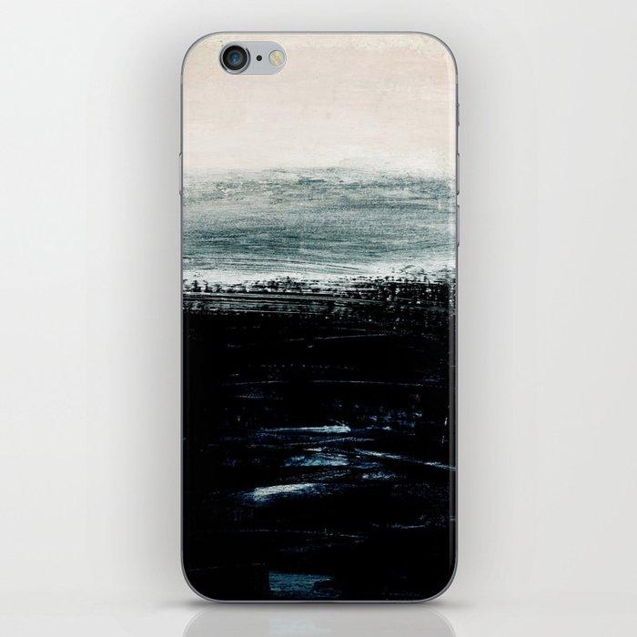 abstract minimalist landscape 3 iPhone Skin