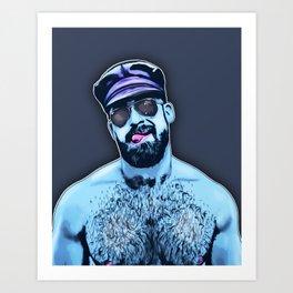 Lick Me Art Print