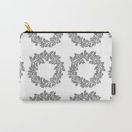 Laurel Wreath Carry-All Pouch