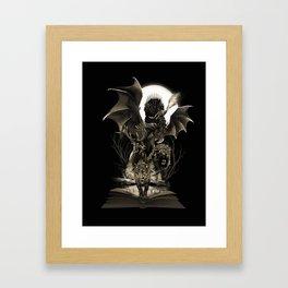 Book of Kingdoms Framed Art Print