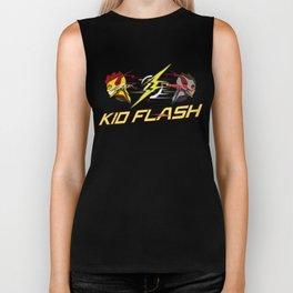 Kid Flash Biker Tank