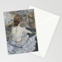 Henri de Toulouse-Lautrec - Rousse Stationery Cards