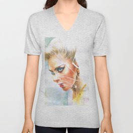Perfect Illusion Unisex V-Neck