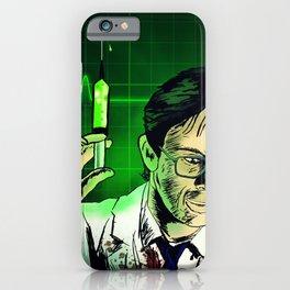 Dr. Herbert West iPhone Case