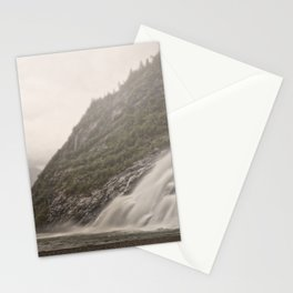 Nugget Falls and Mendenhall Glacier Stationery Cards