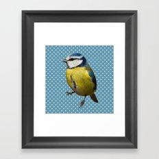 Bird 01 Framed Art Print