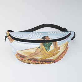 Sandwich Airlines - Come fly with us! Fanny Pack