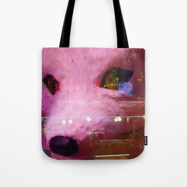 Crying Wolf Tote Bag