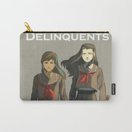 delinquent korrasami Carry-All Pouch